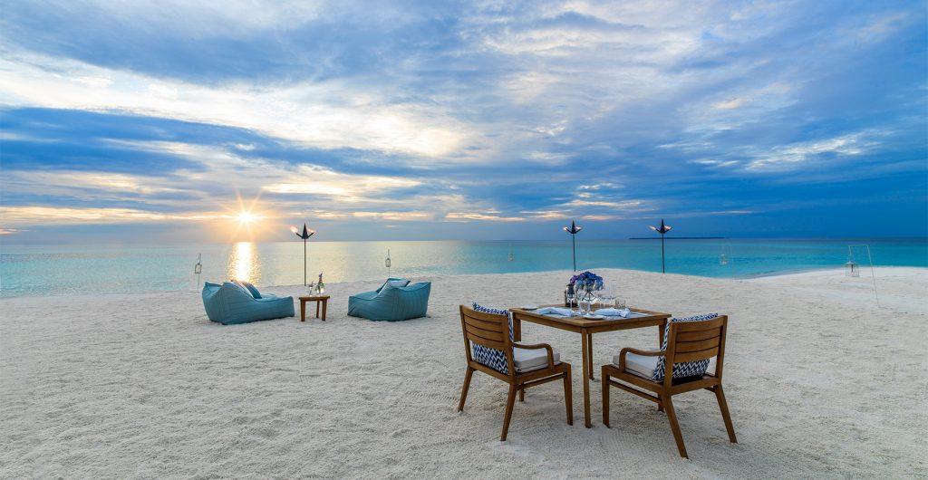חוף הים - האיים המלדיביים - מלדיבים