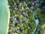 מלון אפיליה - איי סיישל - מבט מלמעלה