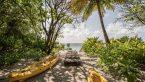 שייט בקיאקים - חוף בסיישל