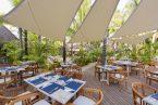 חדר אוכל - קאנונייר ביץ' קומבר - מאוריציוס