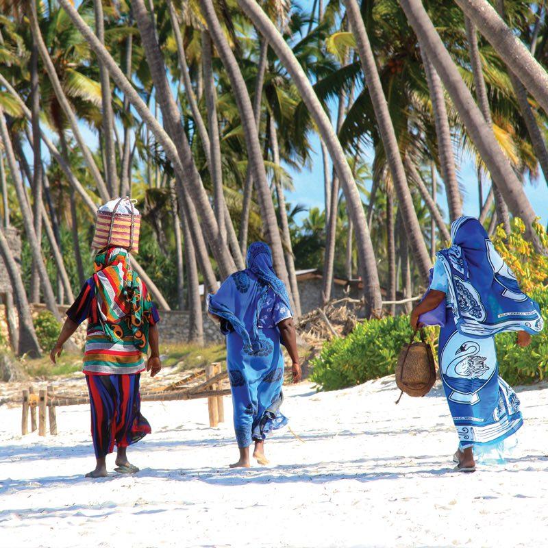 נשים בזנזיבר