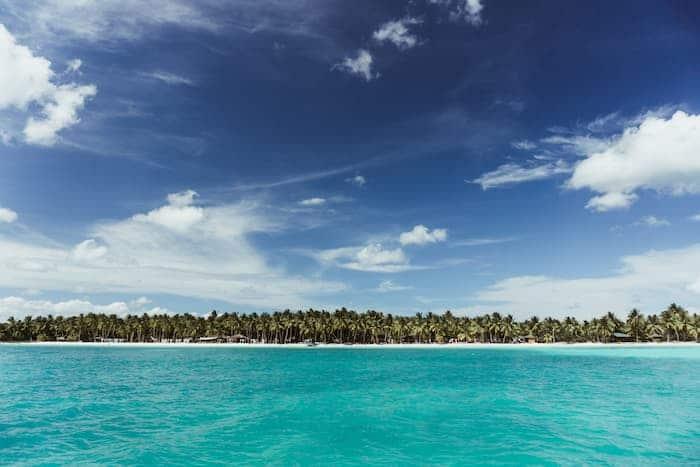 הרפובליקה הדומיניקנית - חוף הים