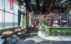 מסעדה במלון W דובאי