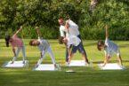 שיעור יוגה לילדים באל נסים