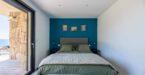 חדר שינה בוילה