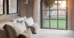 חדר שינה בפרובנס צרפת